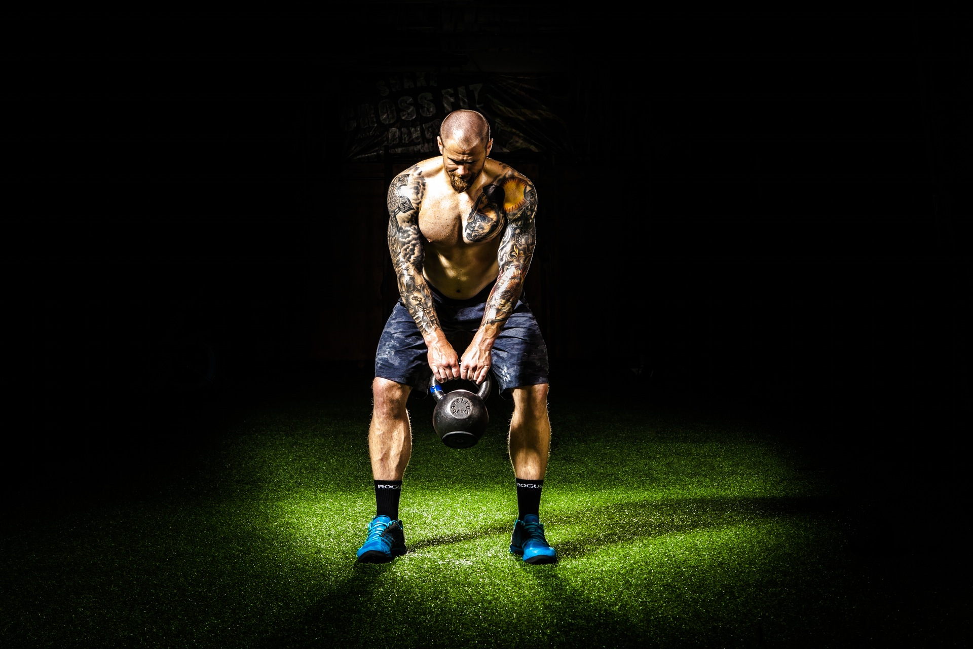 kettlebell training and what to look for when shopping for a gym