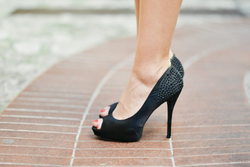 are high heels bad for your calves